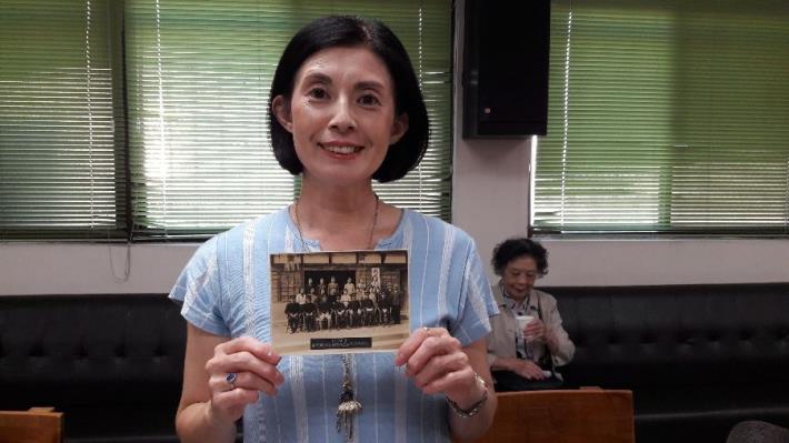 日人尋根到竹東 戶所熱心協助 共7張圖片