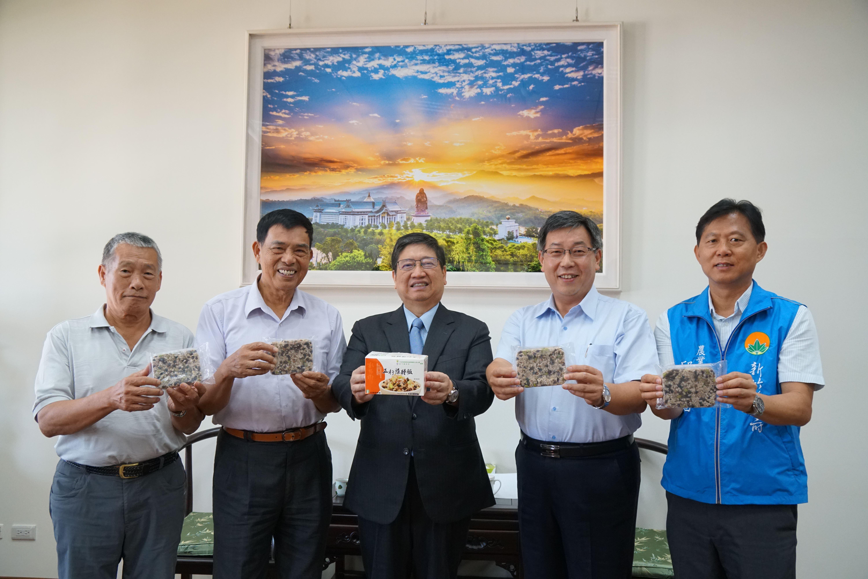 北埔農會推出五行雜糧養生飯 是您養生、美味、便利的好選擇