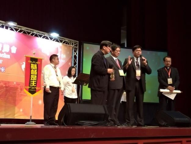「第7屆新竹祈禱早餐會暨第一屆國際城巿祈禱會」 縣府大禮堂登場