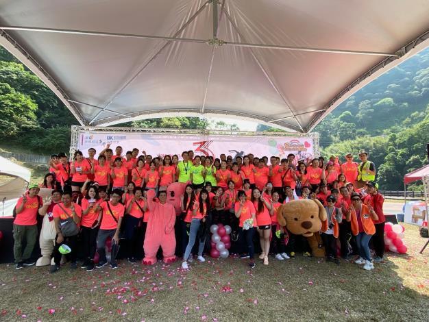 讓世界看見台灣美OKRUN愛在尖石路跑,號召2000人一同關懷偏鄉-5