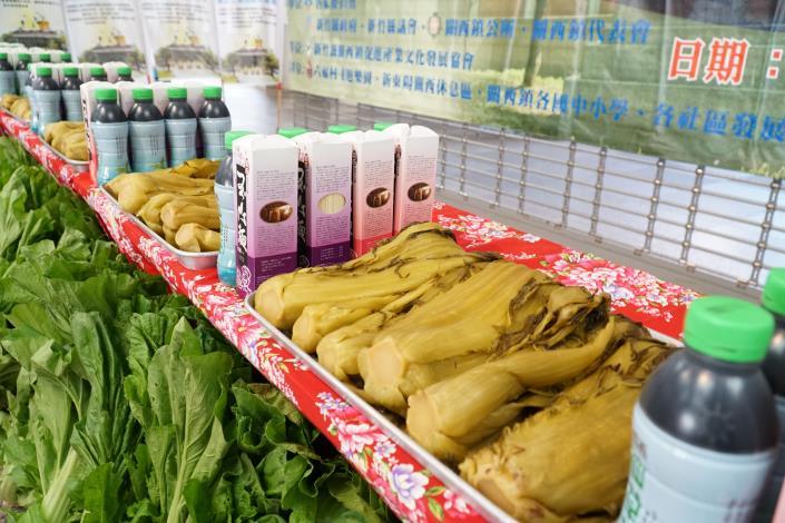 關西鎮「鹹菜甕客家藝文展演」11月23、24日邀您來踩鹹菜! 共4張圖片