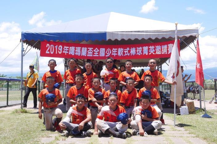 噶瑪蘭盃全國少棒邀請賽六家國小榮獲冠軍 楊縣長親自表揚 共4張圖片
