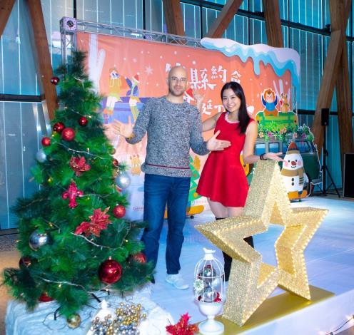 竹縣秋冬國旅補助 聖誕PA再加碼GoGoRo騎回家 共8張圖片