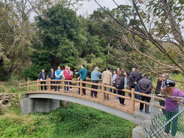 北平社區通過審查 成為竹縣第33處農村再生社區 共5張圖片