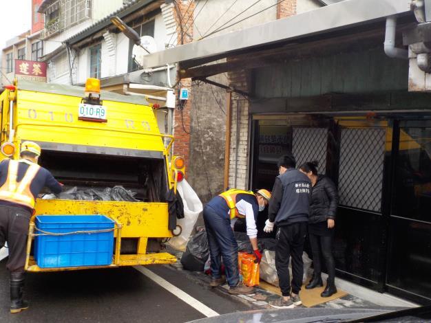 春節期間新竹縣13鄉鎮市垃圾清運時間看這裡!