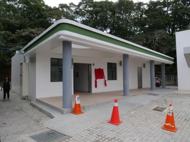 竹縣第二座公立生命禮儀園區揭牌 殯葬服務更完整 共4張圖片