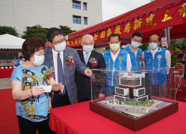 台欣生物科技生醫園區新廠開工    打造精準醫療的血糖監測技術 共3張圖片