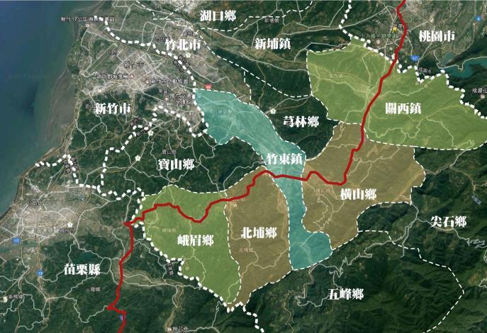 縣府打造臺三線指標系統及增設測速系統 遊客更方便、安全