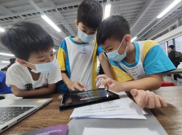 2020 TIRT 全能機器人國際邀請賽,竹縣選手獲佳績! 共3張圖片