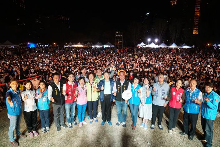 安心遊補助竹縣秋遊星夜季活動加持 帶動6億觀光產值