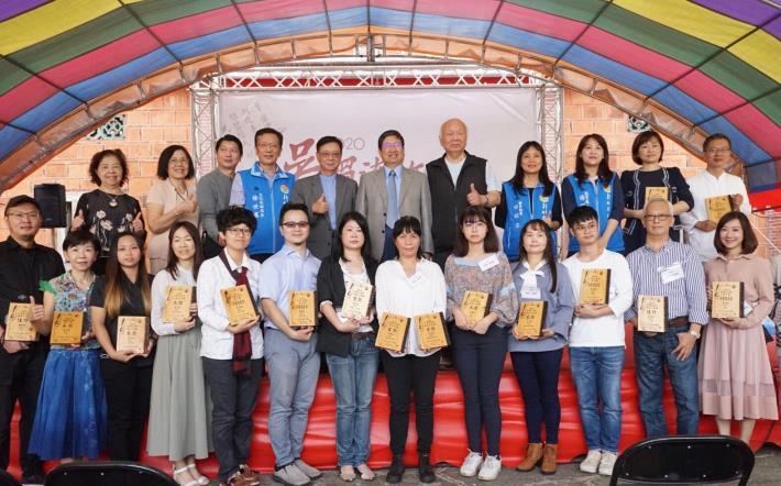 「吳濁流文學獎」首度回到故鄉舉辦!  何郁青抱走短篇小說、現代詩雙首獎