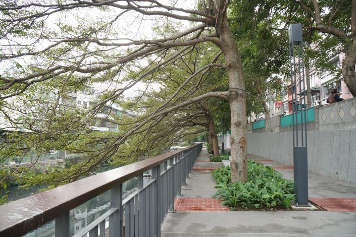 竹東之心中興河道水岸及城鎮步行空間再造計畫工程竣工啟用 共8張圖片
