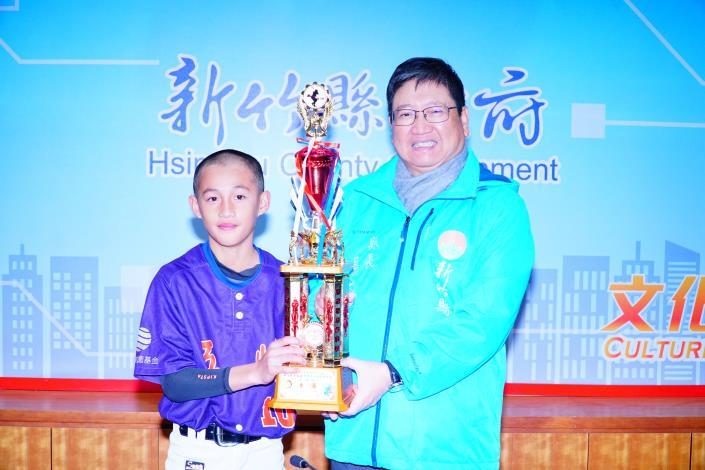 竹縣唯一偏鄉少棒 五峰國小榮獲原住民學生盃棒球錦標賽季軍
