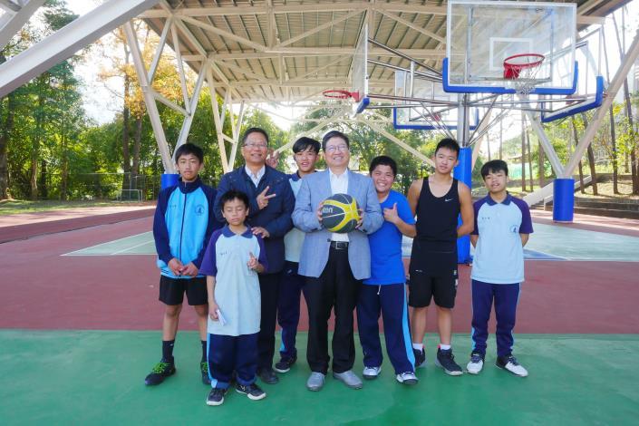 新竹縣成功爭取5340萬經費 6校新建不看風雨臉色「風雨球場」