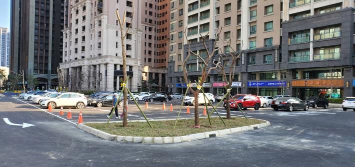 竹北市兩處路外停車場 2月8日及2月9日起  重新啟用
