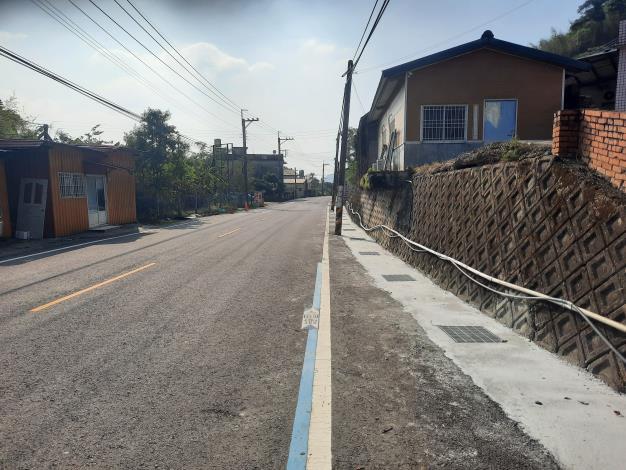 羅馬公路26處水溝加蓋增路幅 熱門觀光路線安全升級 共3張圖片