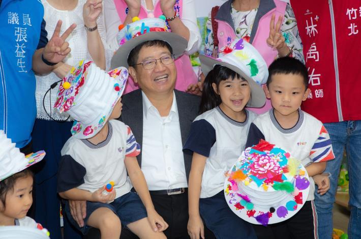 家長好方便!新竹縣110學年度公立暨非營利幼兒園招生平台正式上線