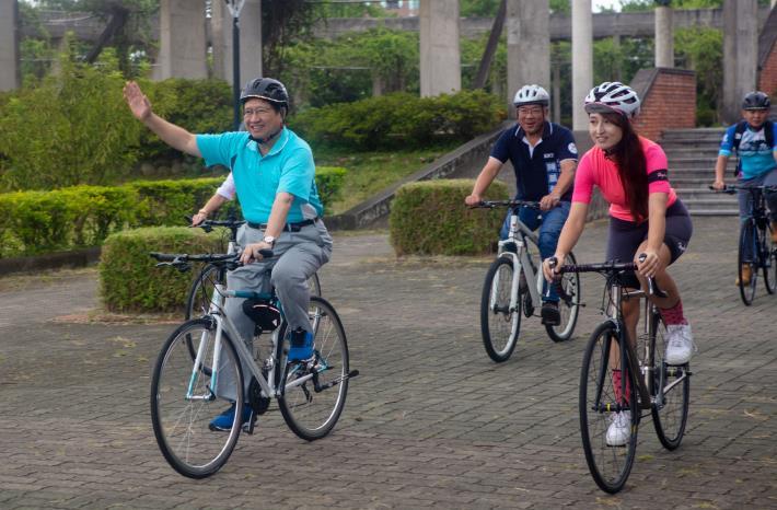 竹縣公共自行車規劃辦座談  蒐集民意凝聚共識