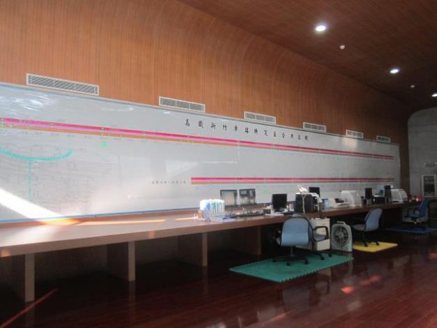 高鐵區共同管道維護成效優異  獲中央評定甲等 共2張圖片