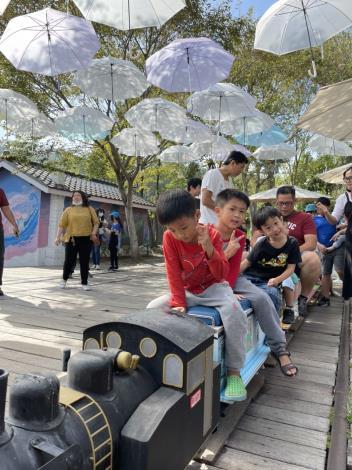 兒童節創意慶祝  竹縣多元親子活動邀您同歡 共2張圖片