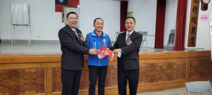 新竹縣農會改選完成  陳耀雄當選理事長