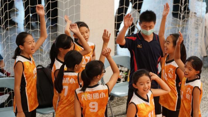 全國中華盃國小師生排球賽明24日竹縣開打 新豐及六家國小選手們蓄勢待發