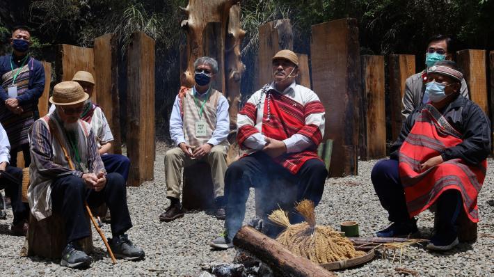 推動原住民歷史正義 藉Sbalay儀式與泰雅爾族和解 共5張圖片