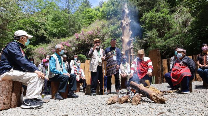 推動原住民歷史正義 藉Sbalay儀式與泰雅爾族和解