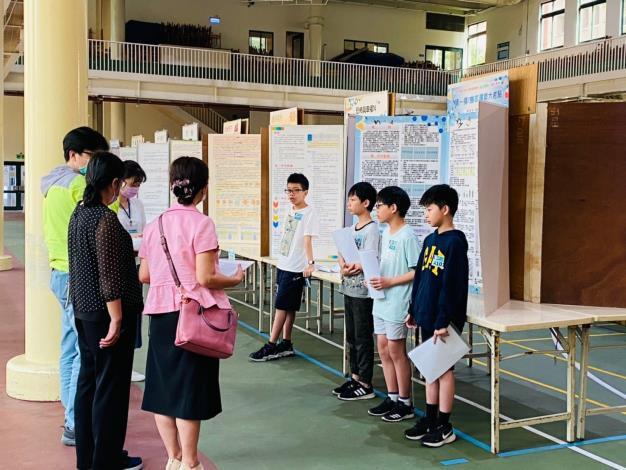 科學教育科展會圓滿落幕 選出7件作品將代表竹縣參加全國科展會