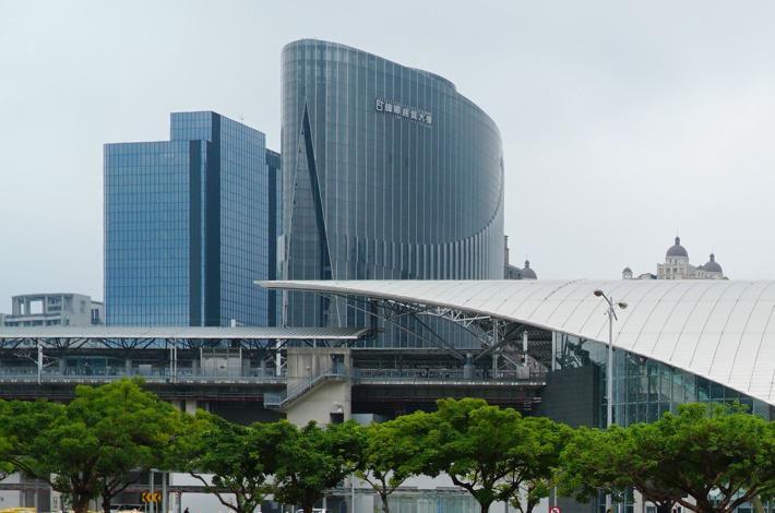 新竹縣4家旅宿業者參與安心住宿方案 請檢疫者家屬安心住旅館 共2張圖片