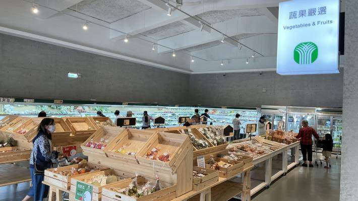 市場外買菜好選擇!新竹縣農民市場、直銷站、社區小舖共13處