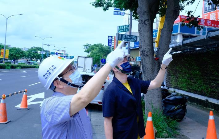 竹北自強七街立體停車場BOT案維持防疫規定 工程順利預計明年年中開幕