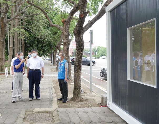 竹縣新增3個社區免費篩檢站 預計下週完成整隊提供服務