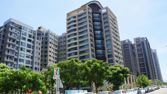 竹北市所得總額平均及中位數雙雙拿下全台第一