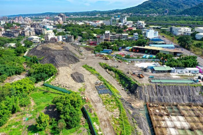 竹東客家音樂村案將解凍  縣府增加圖書館元素調整規劃為「竹東文化大禾埕」