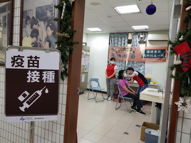 第10輪加開BNT.高端開放院所預約 流感疫苗今開打 共3張圖片