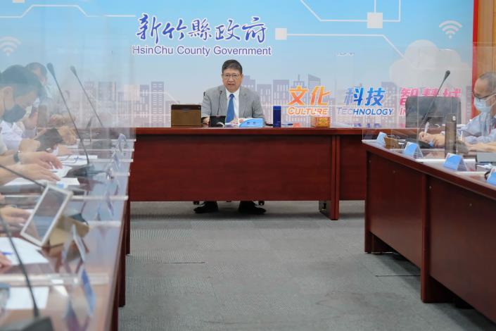 強化社會安全網 楊縣長指示各單位打造安全友善社區新環境