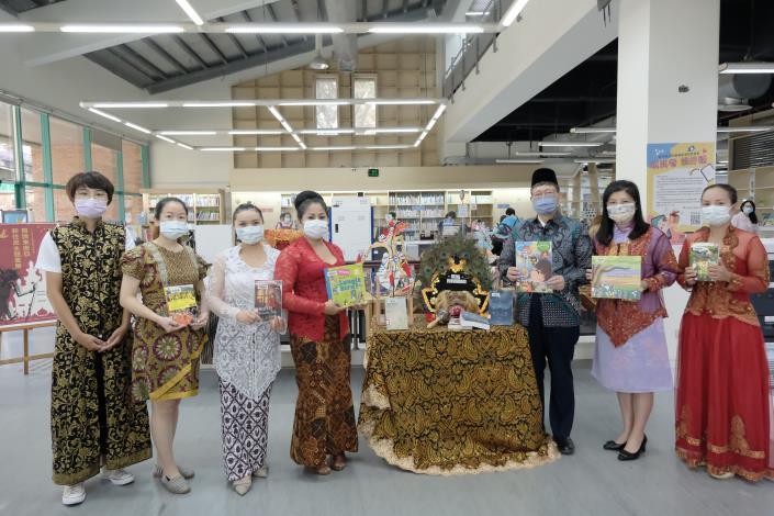 文化局閱讀東南亞新住民活動 歡迎鄉親共閱讀、賞影片、聽故事