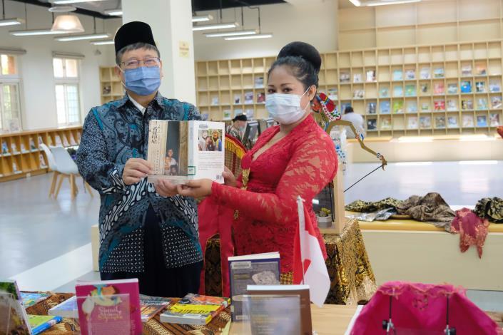 文化局閱讀東南亞新住民活動 歡迎鄉親共閱讀、賞影片、聽故事 共3張圖片