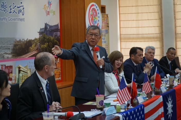 Hsinchu County has industrial, economic and educational exchanges with Westmont, USA (38 photos)