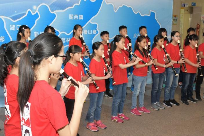 Hsinchu County offers coding courses for elementary school students