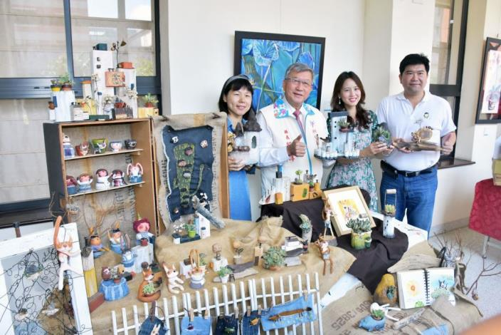 A second-hand market is going to be held at Zhudong Cultural and Creative Village on June 30th