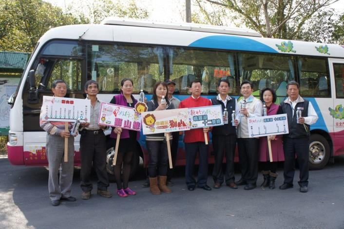 Free shuttle bus to Emei Lake and Shierliao Recreational Agriculture Area to hit the road on the coming Chinese New Year holidays and complimentary bottles of Oriental Beauty Tea to be given away to passengers