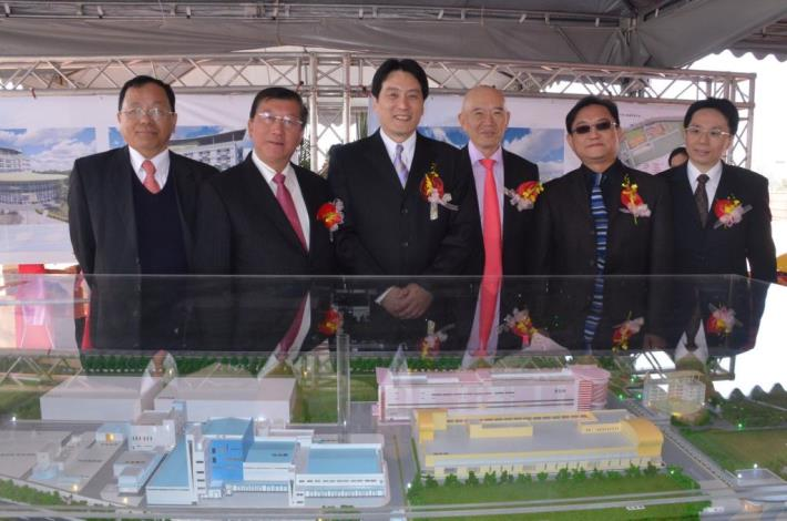 The second-phase construction of Uni-President's Hukou plant launches its ground-breaking ceremony: more than 1,000 job opportunities and production value of over NT$ 10 billion are estimated to be created