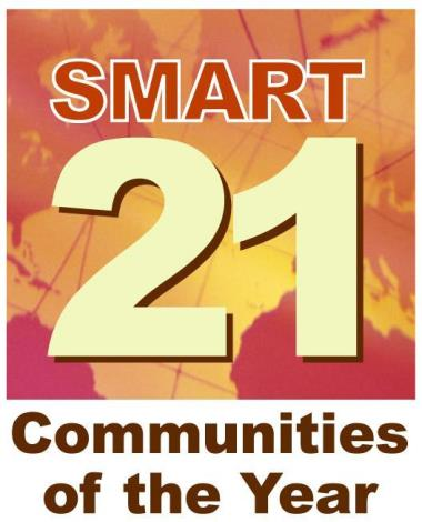 Hsinchu County chosen as one of the Top 21 smart cities by the Intelligent Community Forum