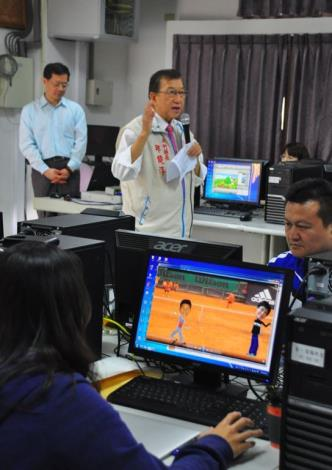 Seeded teachers complete animation software training course