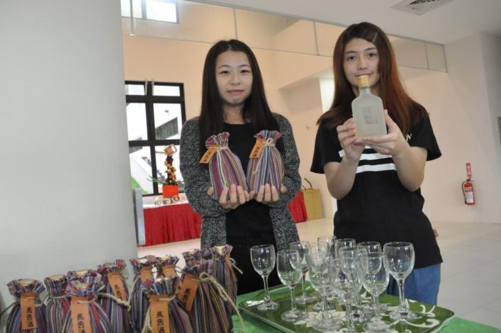 Ta Hwa University of Science & Technology and Hsinchu Meat Market joined to Develop Maqau Liquor