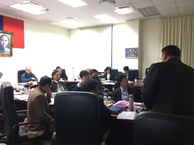 Magistrate Chiu launches the 4-year Major Construction Program and attempts to raise funds from the central government