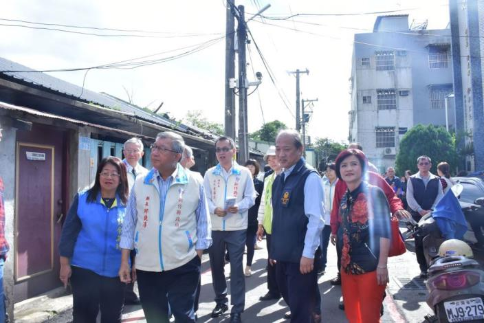Hsinchu County Government pumps 2.5 billion dollars into local construction in Zhudong Township
