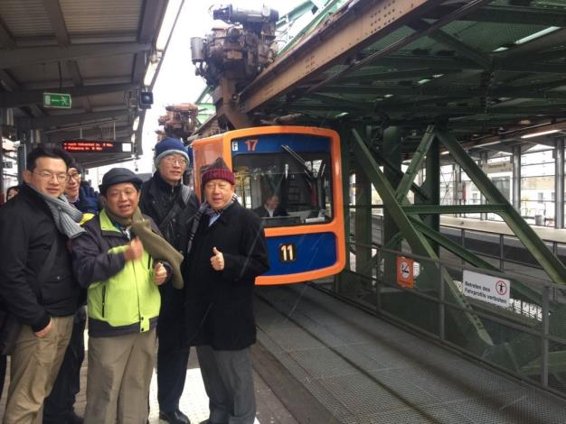 Taking the suspension railway and smart LED into account, Hsinchu County Government draws up a blueprint for future development